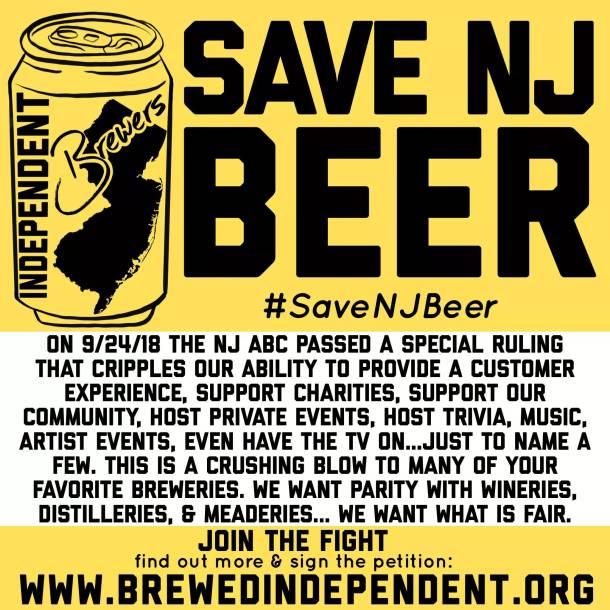 Save NJ Beer