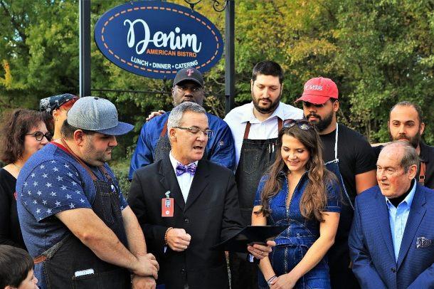 Denim American Bistro Cherry Hill Grand Opening