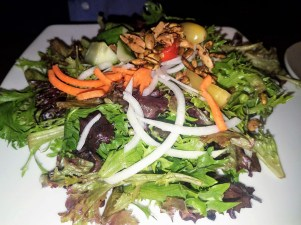 Organic Field Green Salad