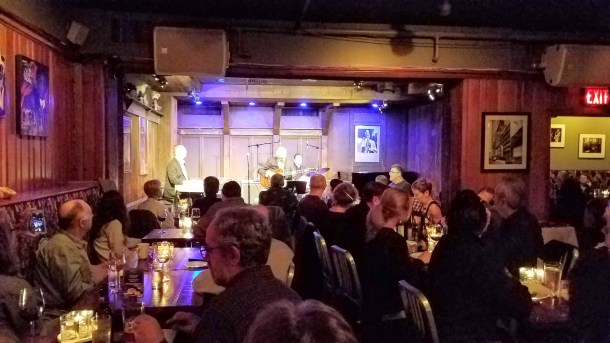 Pat Martino Trio at Chris' Jazz Cafe in Philadelphia