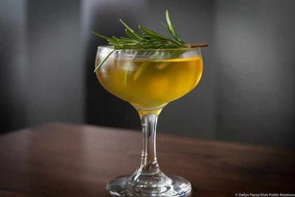 TALK Rittenhouse Apple Cocktail