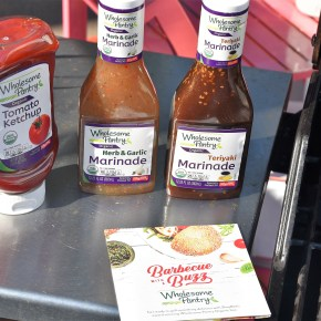 BBQ With a Buzz: Wholesome Pantry Marinades by ShopRite