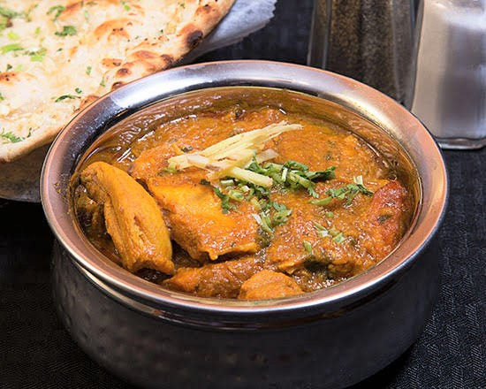 Chicken Tikka Masala at The Indian Grill in Old City