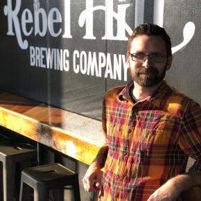 Michael Falcone Named Executive Chef of Rebel Hill Brewing