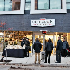 GIANT Heirloom Market Grand Opening