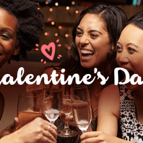 Celebrate Galentine's Day at Autograph Brasserie and Louie Louie