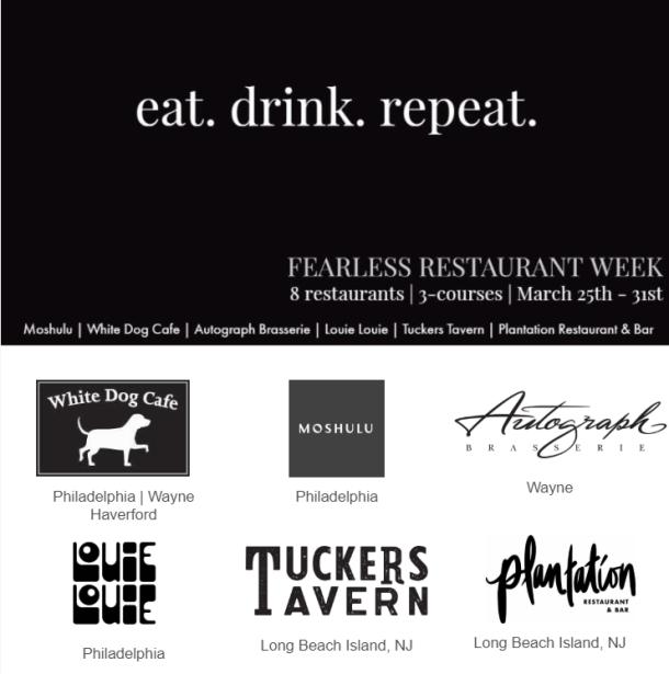 Fearless Restaurant Week
