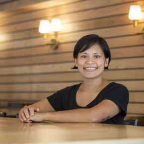 Badass Female Chefs of Philadelphia: Karen Nicolas
