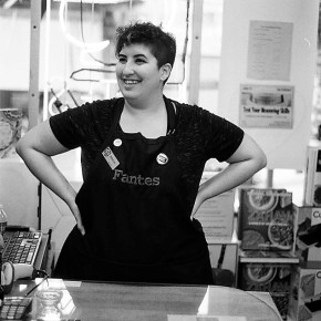 Pride Month Spotlight: Mandie Spindler of Fante's Kitchen Shop