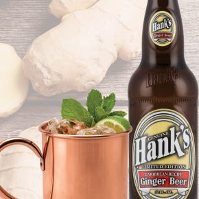 Product Corner: Hank's Limited Edition Caribbean Recipe Ginger Beer