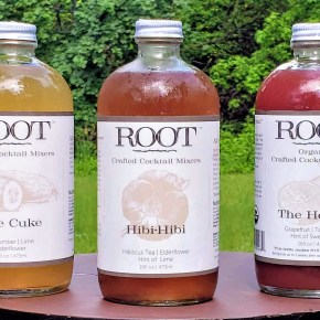 Product Corner: ROOT Crafted Cocktail Mixers