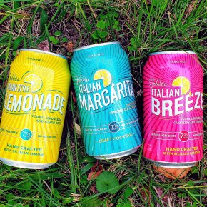 Product Corner: Fabrizia Limoncello Canned Cocktails
