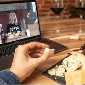 Virtual Cheese Tasting Experience by Di Bruno Bros.