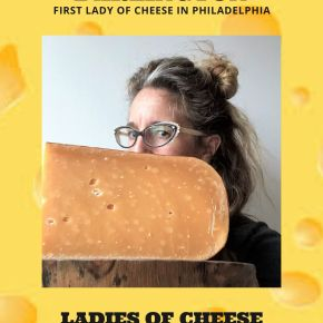 Five Women of Cheese Education in Philadelphia