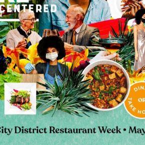 Center City District Restaurant Week Returns May 17-28