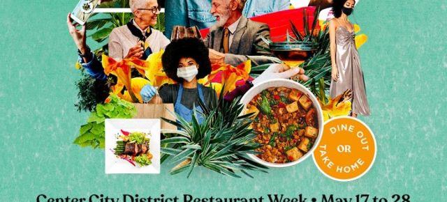 Center City District Restaurant Week 2021