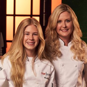 Douglassville, PA Mother-Daughter Duo Competes on Top Chef Family Style