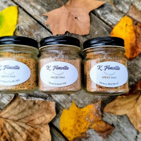 Product Corner: Chef Kimberly Fonville Spices Too!