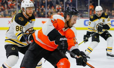 Flyers Bruins