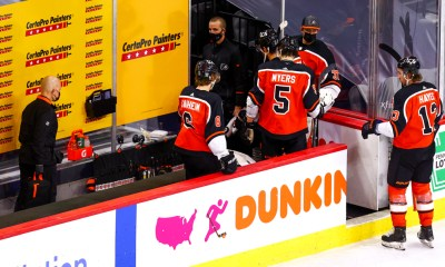 Flyers officially eliminated from playoff contention