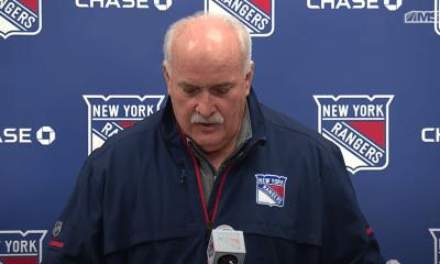 Philadelphia Flyers, New York Rangers, John Davidson