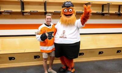 Cam Atkinson Gritty Flyers