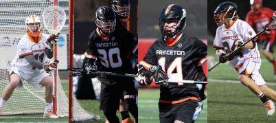 Princeton co-captains