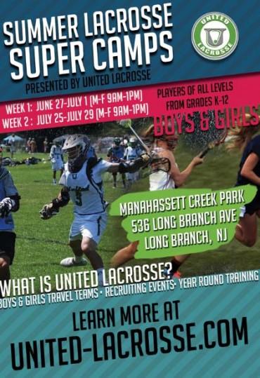 United Lacrosse super camps