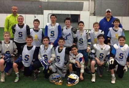 Springfield 1 wins 5th-6th Grade championship at the Maplezone Winter League