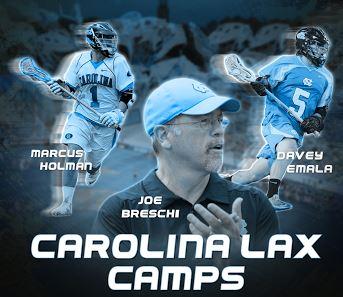 carolina lax camps