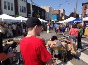 2013-04-27 15.44.23,East Passyunk Avenue, Flavors of the Avenue, Crafty Balboa Craft Show, Craft, Philly, Fun, Loves, South Philadelphia, Aversa PR, K