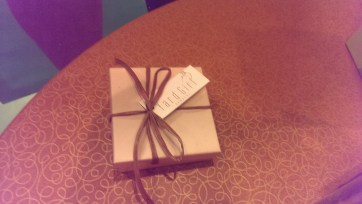 Something beautiful in the box! Who will be the lucky winner?
