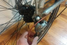 Adjust that clicky rear derailleur