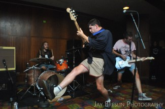 Joanna Gruesome at First Unitarian Church