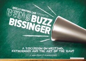 Being Buzz Bissinger