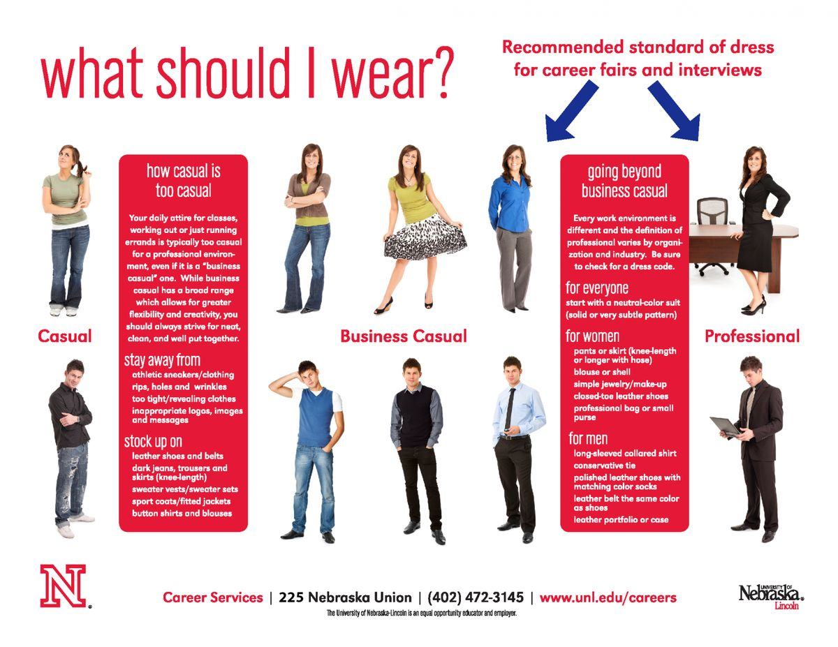 What Is Considered Business Casual For A Woman