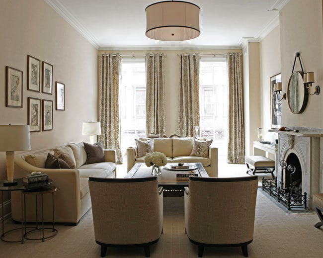 Decorating Ideas Townhouse Living Room