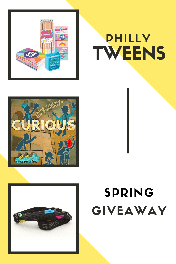 Philly Tweens Big Spring Giveaway