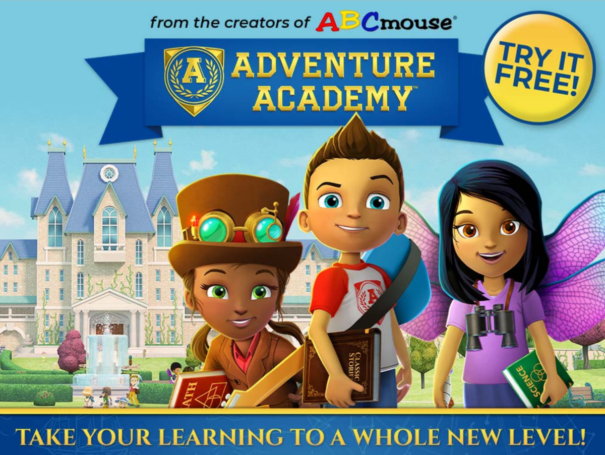 Get a Free Month of Adventure Academy, the  New Educational Multiplayer Online Game for Tweens