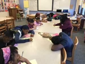 Kids in class 1