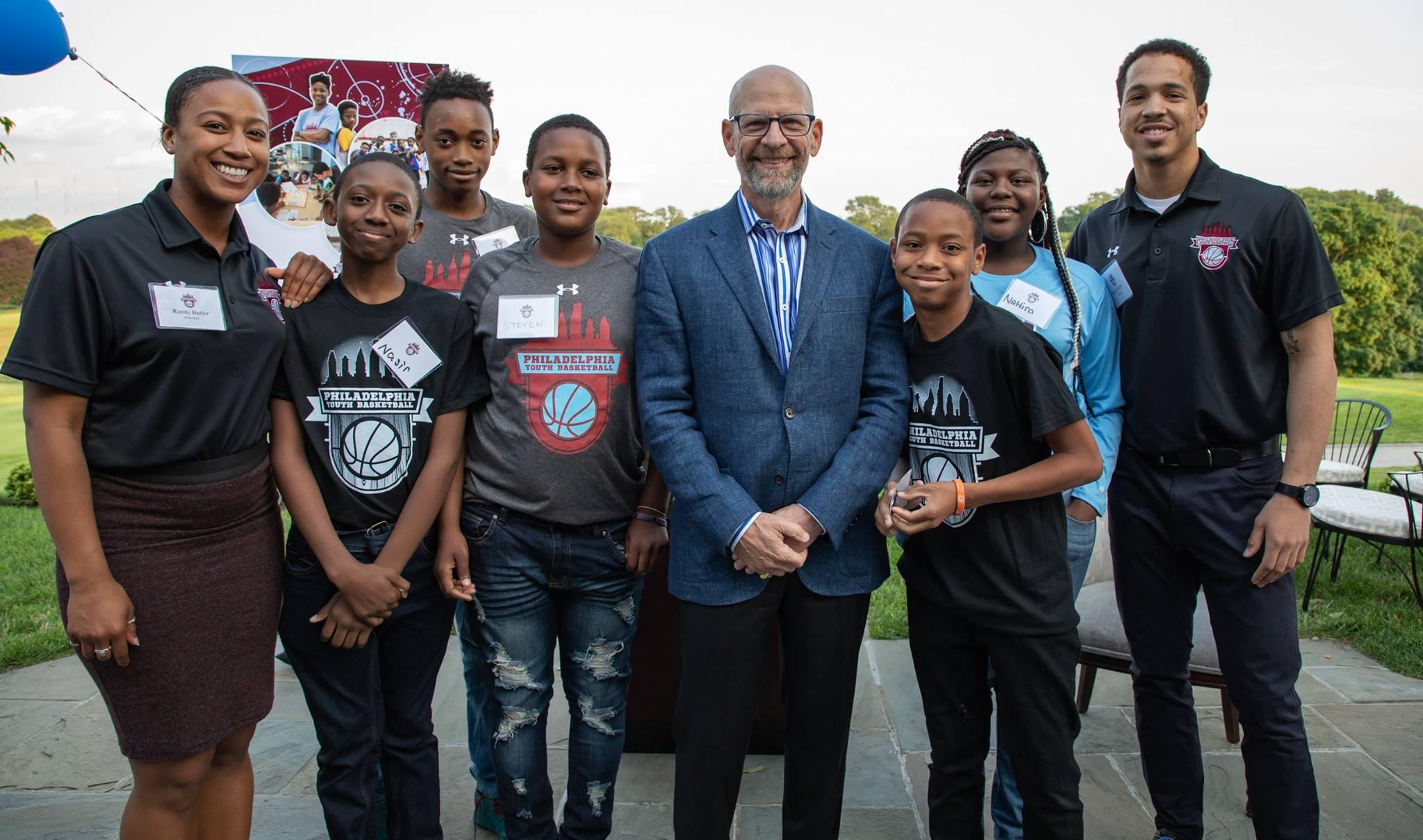 GAME TIME GALA | Philadelphia Youth Basketball