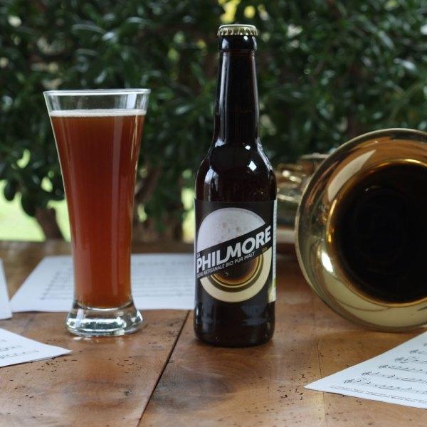 La Philmore Bière Si b – pure malt, artisanale et bio