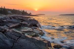 Sunrise, Port Clyde