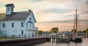 ct river museum and harbor, essex, ct