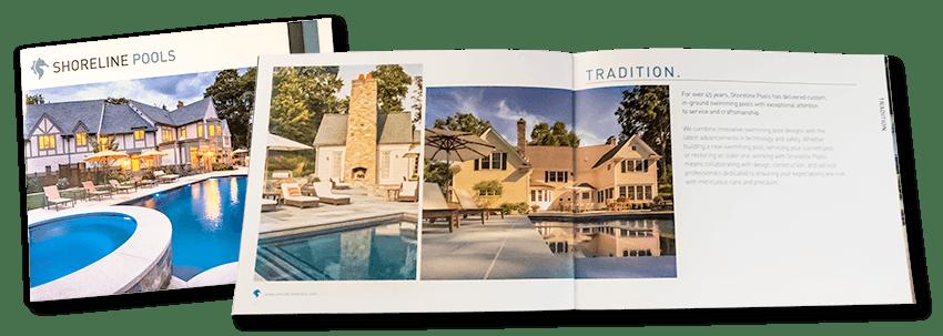shoreline pools brochure