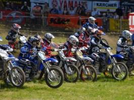 Sam Milby - Motocross Competition