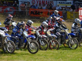 Sam Milby - Motocross Competition