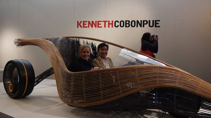 Vice Ganda Pokes Fun At Jim Paredes: Kenneth Cobonpue: Cebuano Furniture Designer