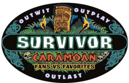 Survivor Caramoans Fans vs. Favorites