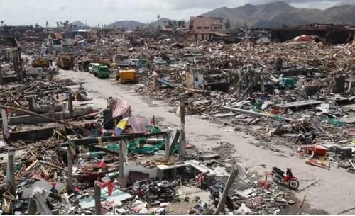 Haiyan Donations